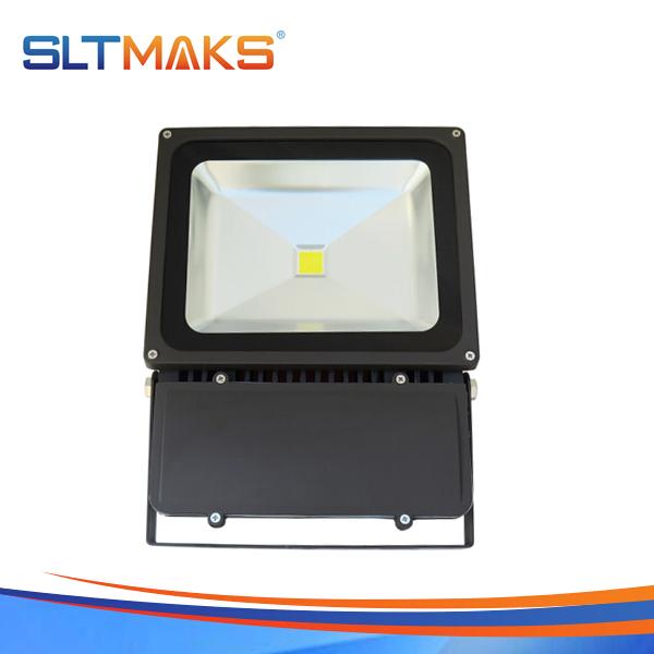 SLTMAKS Outdoor ip65 100W ul led flood light E361401 DLC