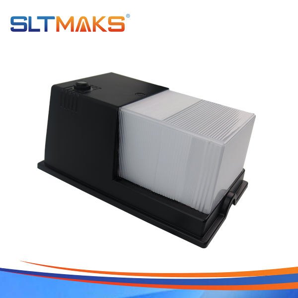 SLTMAKS Outdoor 30W LED Wall pack light DLC UL Listed