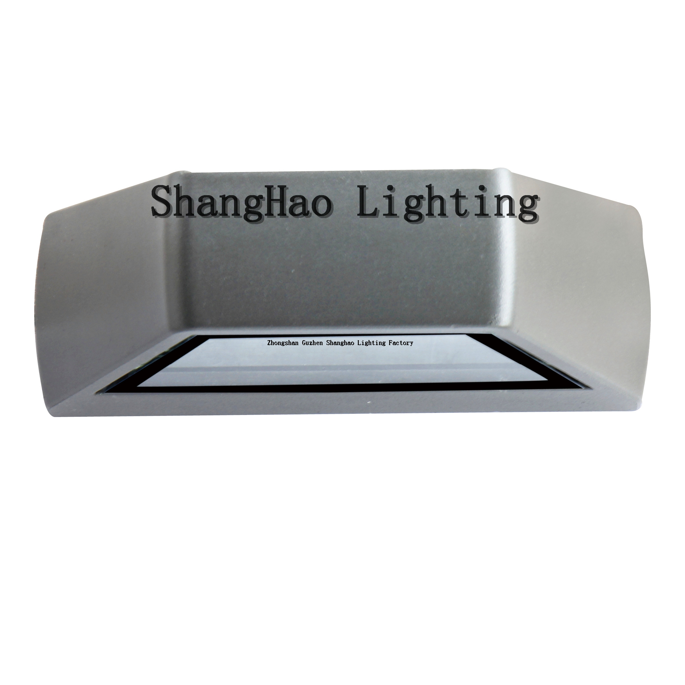 Grey Black White 5W Aluminum IP54 Waterproof LED Wall Lights for Hotel