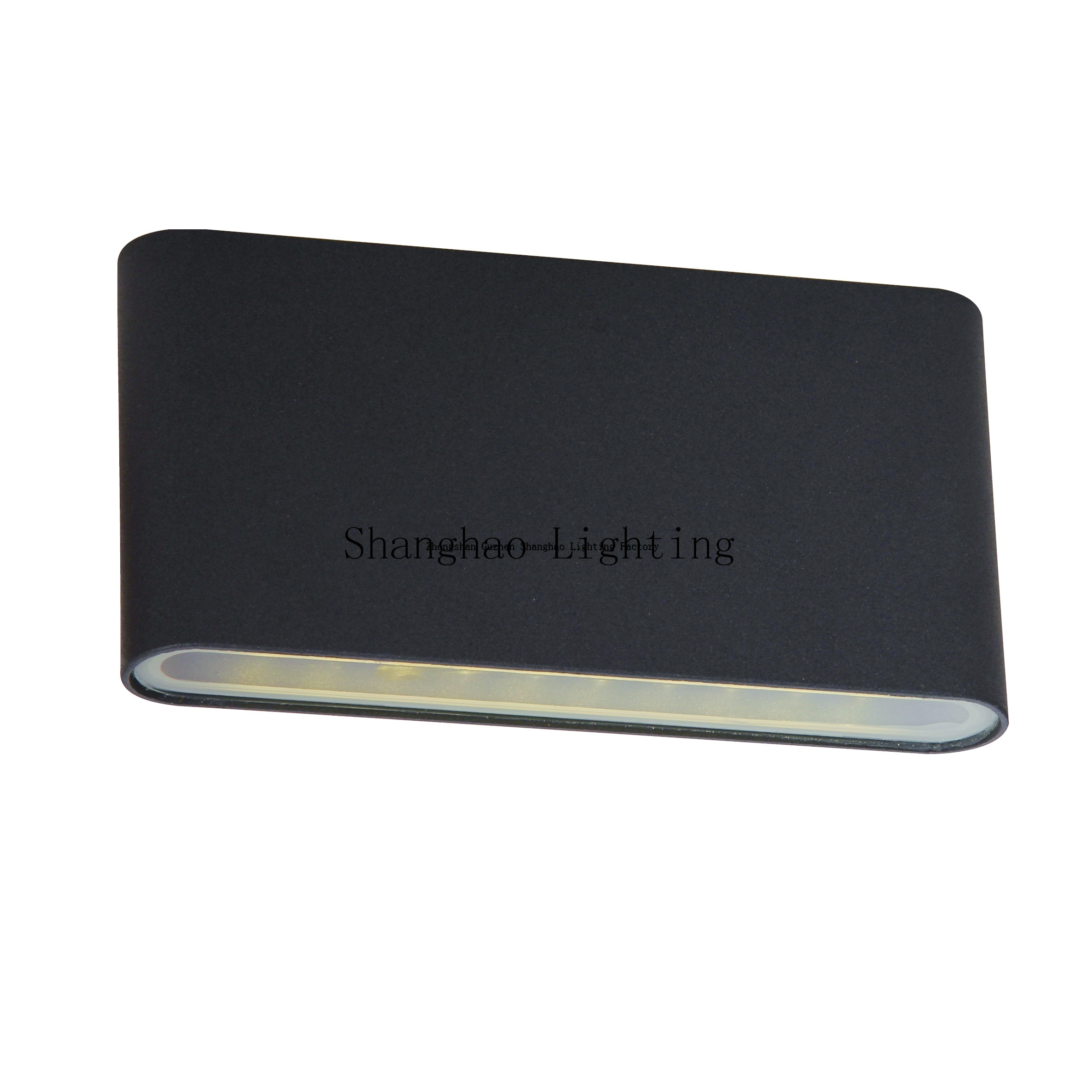 Aluminum Simple Modern Decoration Outdoor Indoor 2x5w SMD LED Wall Lighting for hotel