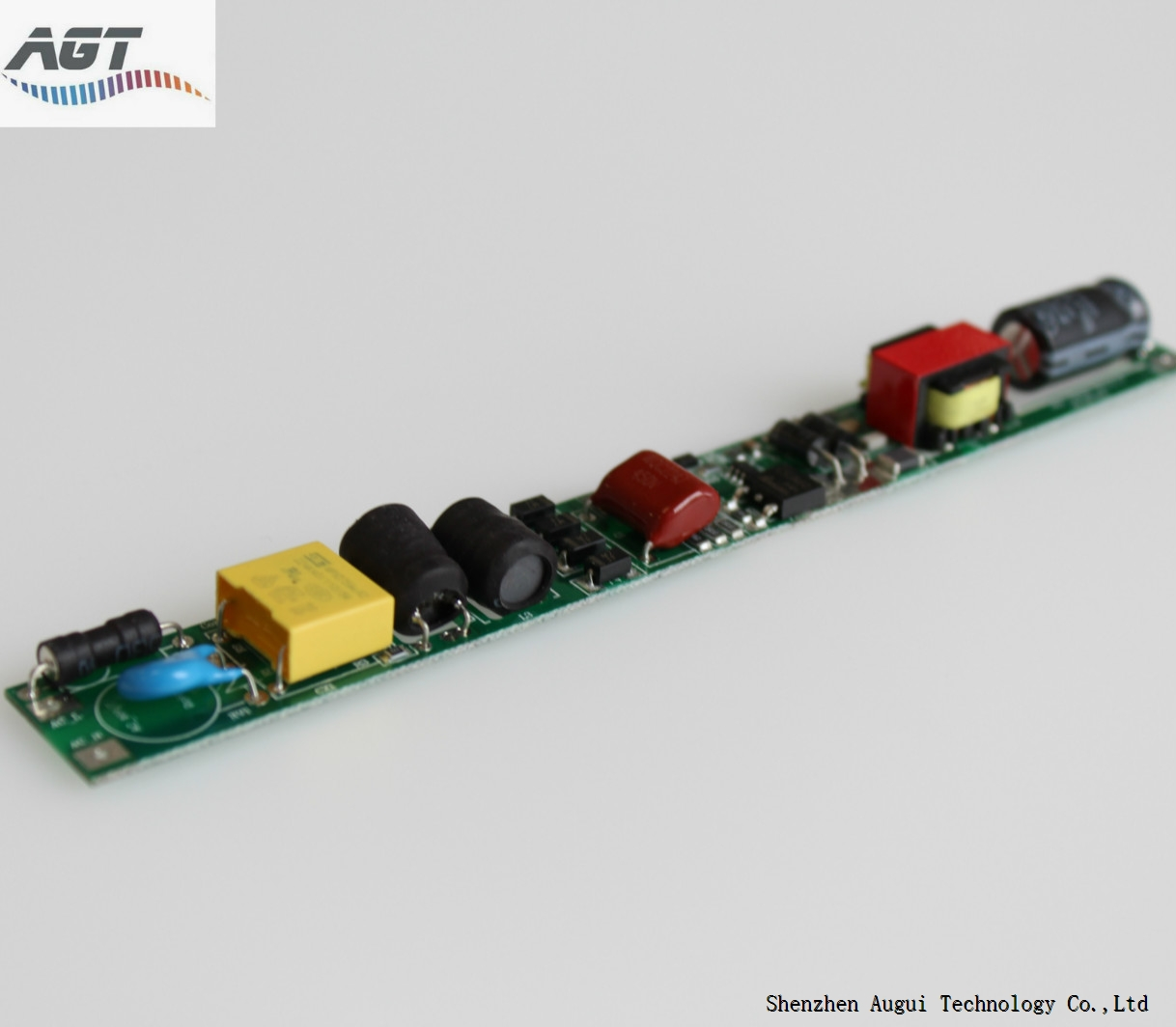 ultra thin low THD non-isolated T8 T5 led tube driver