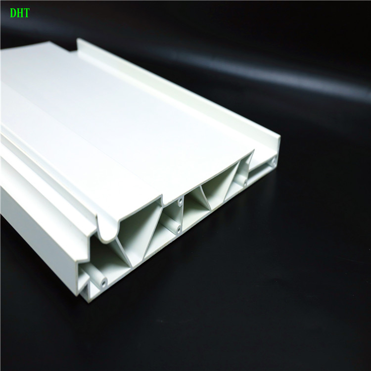 Eco-friendly customized extrusion plastic pvc profile ABS profile factory direct supply