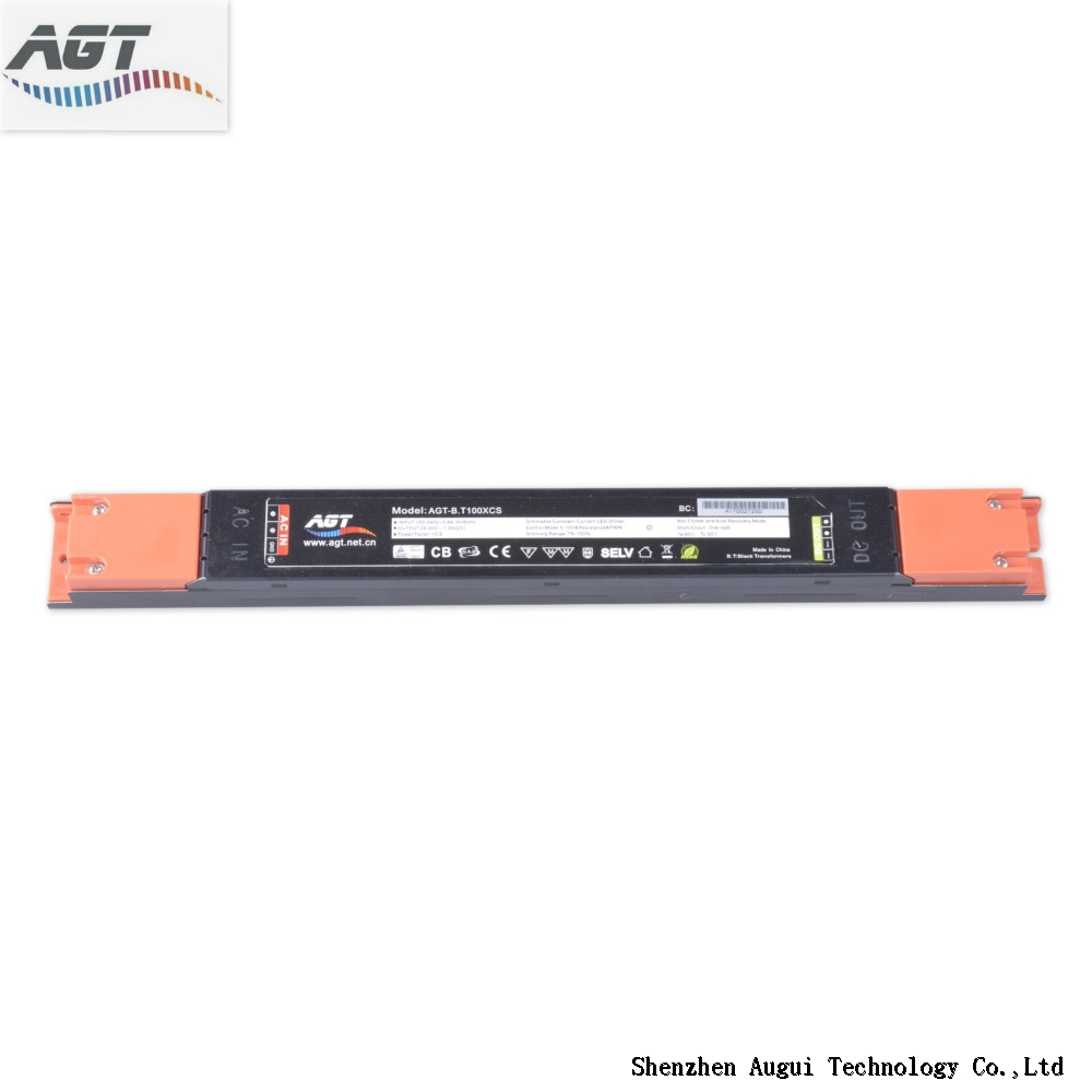 single output 5 years warranty slim led driver