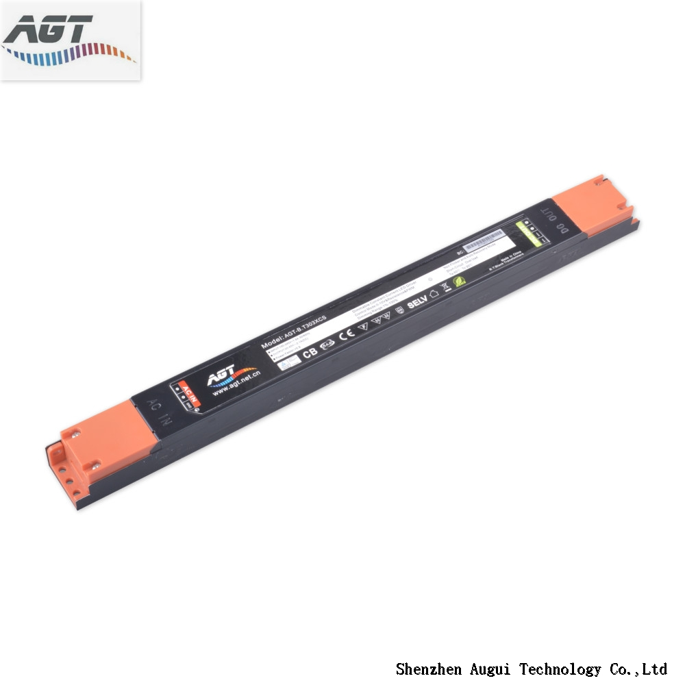 constant current efficiency linear led driver 50w power supply
