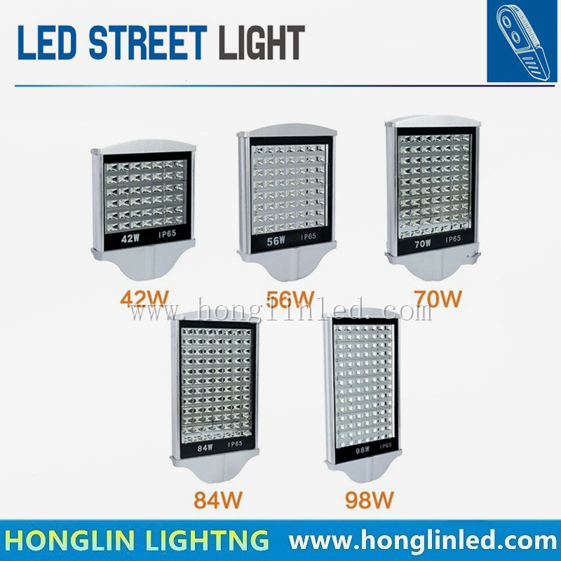 IP65 Waterproof High Power 42W LED Street Light