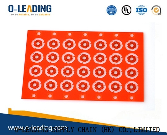 ultra thin rigid pcb with 0 15mm board thickness-O-LEADING SUPPLY
