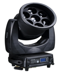 LED 7x60W RGBW Zoom Moving Head