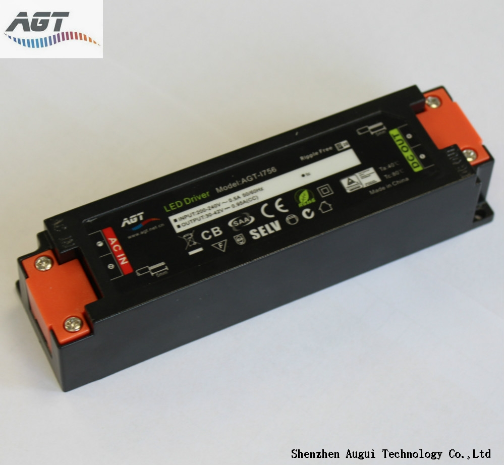New product flicker free led driver ac dc power supply