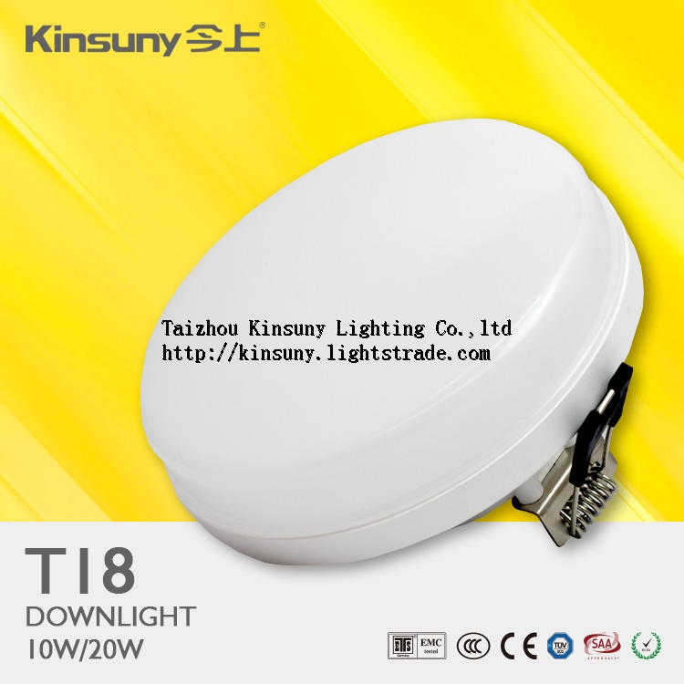 Factory direct sale UFO led downlight