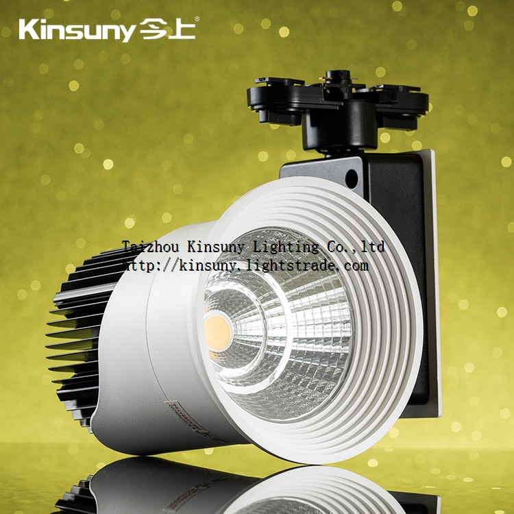 High quality energy saving moving led track light 15w 25w 35w
