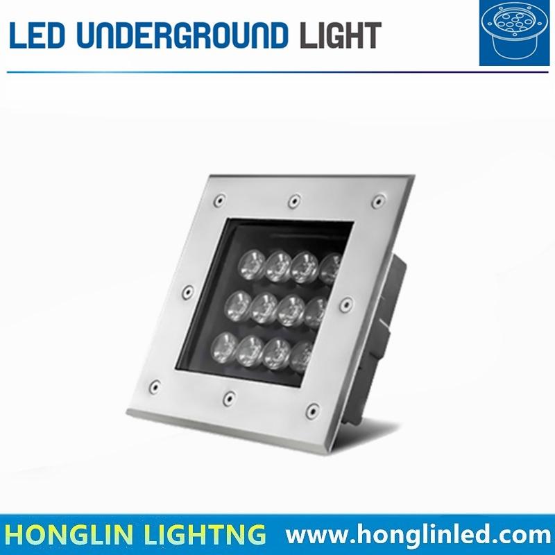 Hot Sale Outdoor Lighting 12W LED Underground Light in IP65