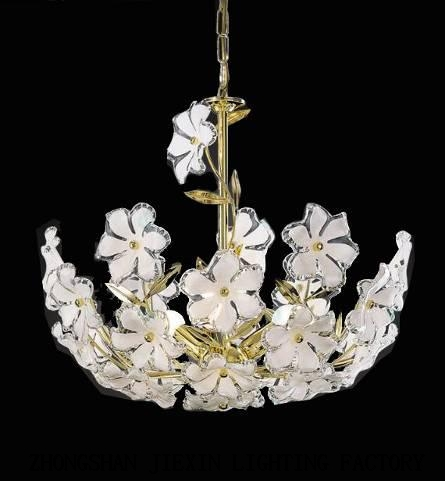 European-style vintage style dining chandelier