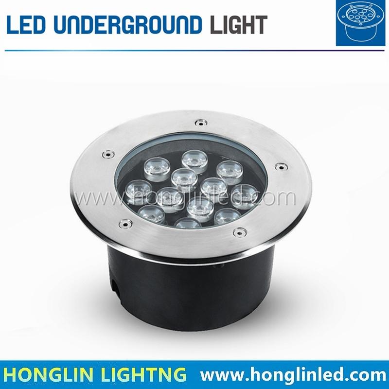 LED Lighting 12W LED Underground Lights with IP67HONGLIN Lighting