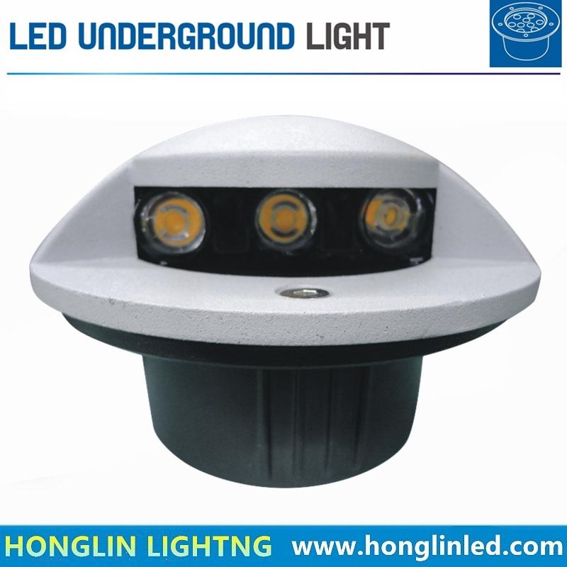 Landscape Light Hot Selling 3W RGB Underground LED Lighting