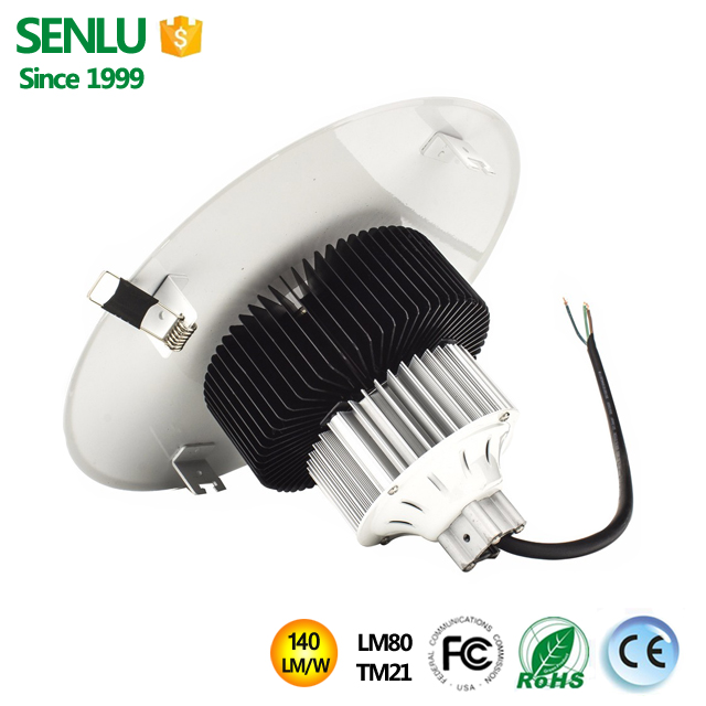 Led downlight 50w led ceiling light with aluminium heat sink