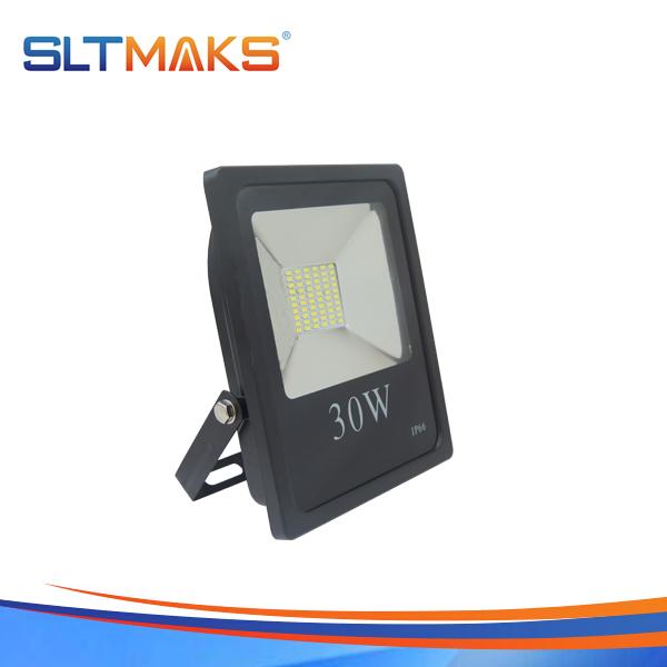 SLTMAKS Slim 30W LED FLOOD LIGHT