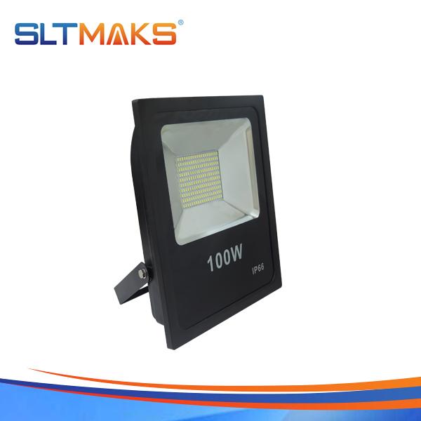 SLTMAKS Slim 100W LED FLOOD LIGHT