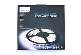 2835 color box led strip kit