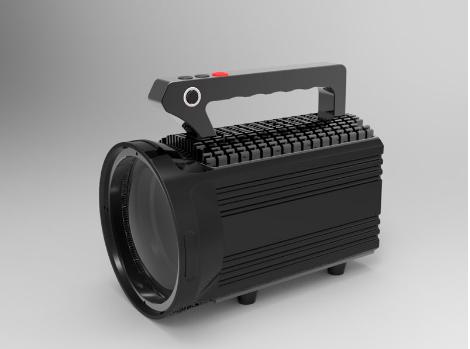 BL-TS50 White laser search light