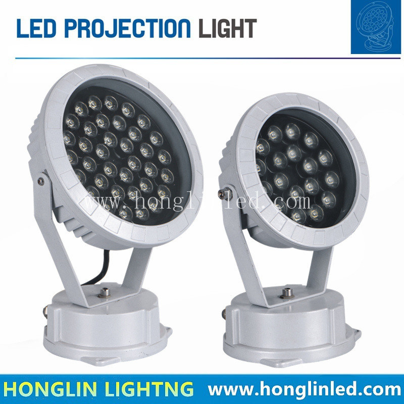 Hotel Outdoor LED Projector Floodlight 18W 36W