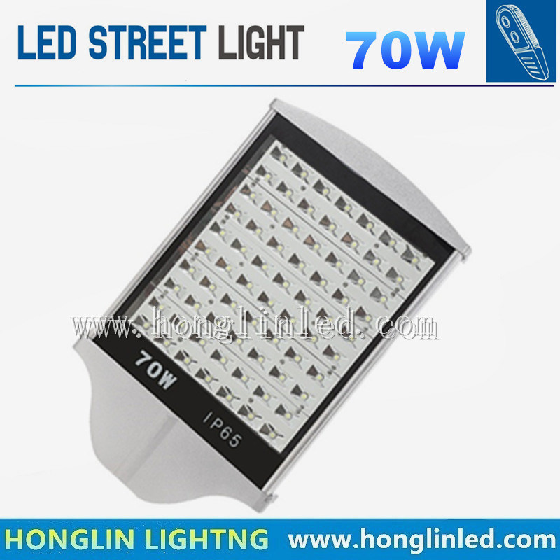 Module 70W Outdoor Lighting Outdoor LED Street Lighting