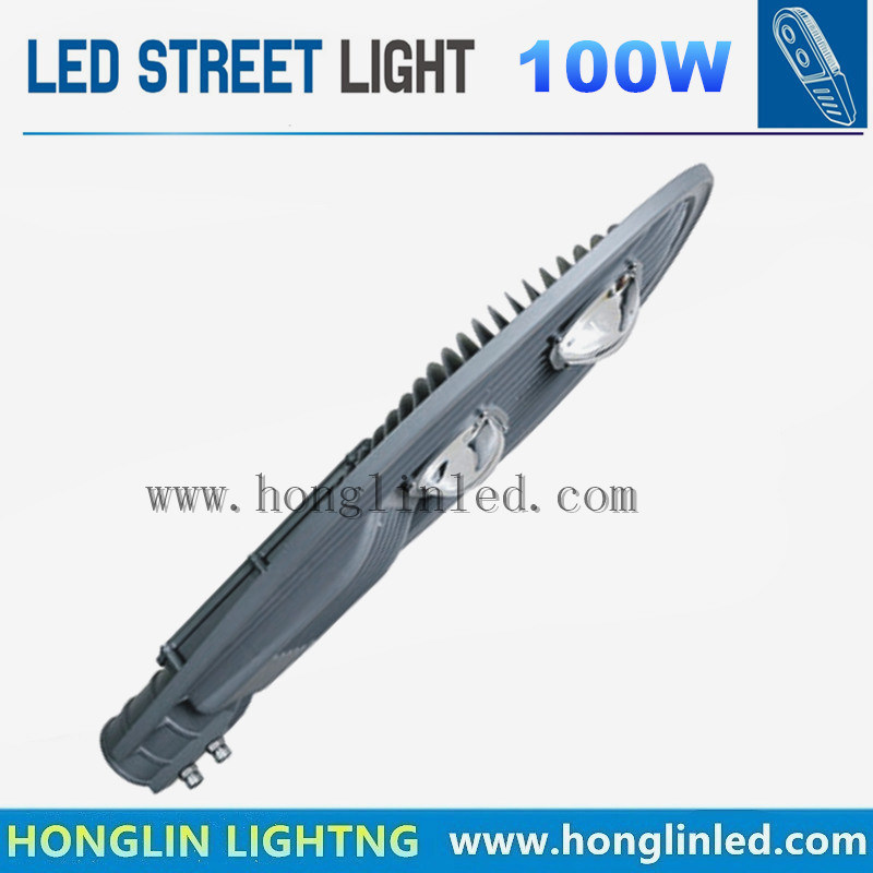120W Outdoor 85-265V IP65 LED Street Lights