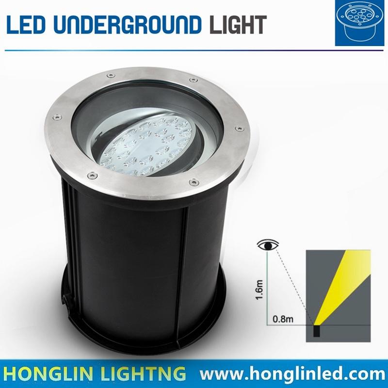 Beam Angle Adjustable 9W12W LED Underground Light