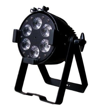 6x10W 5-IN-1 LED PAR Indoor