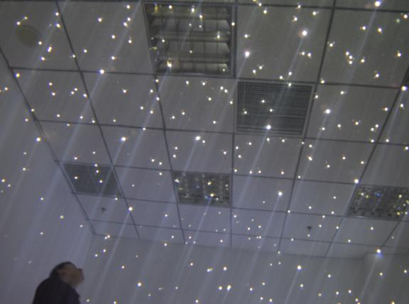 White Laser Star Light-Lawn lamp