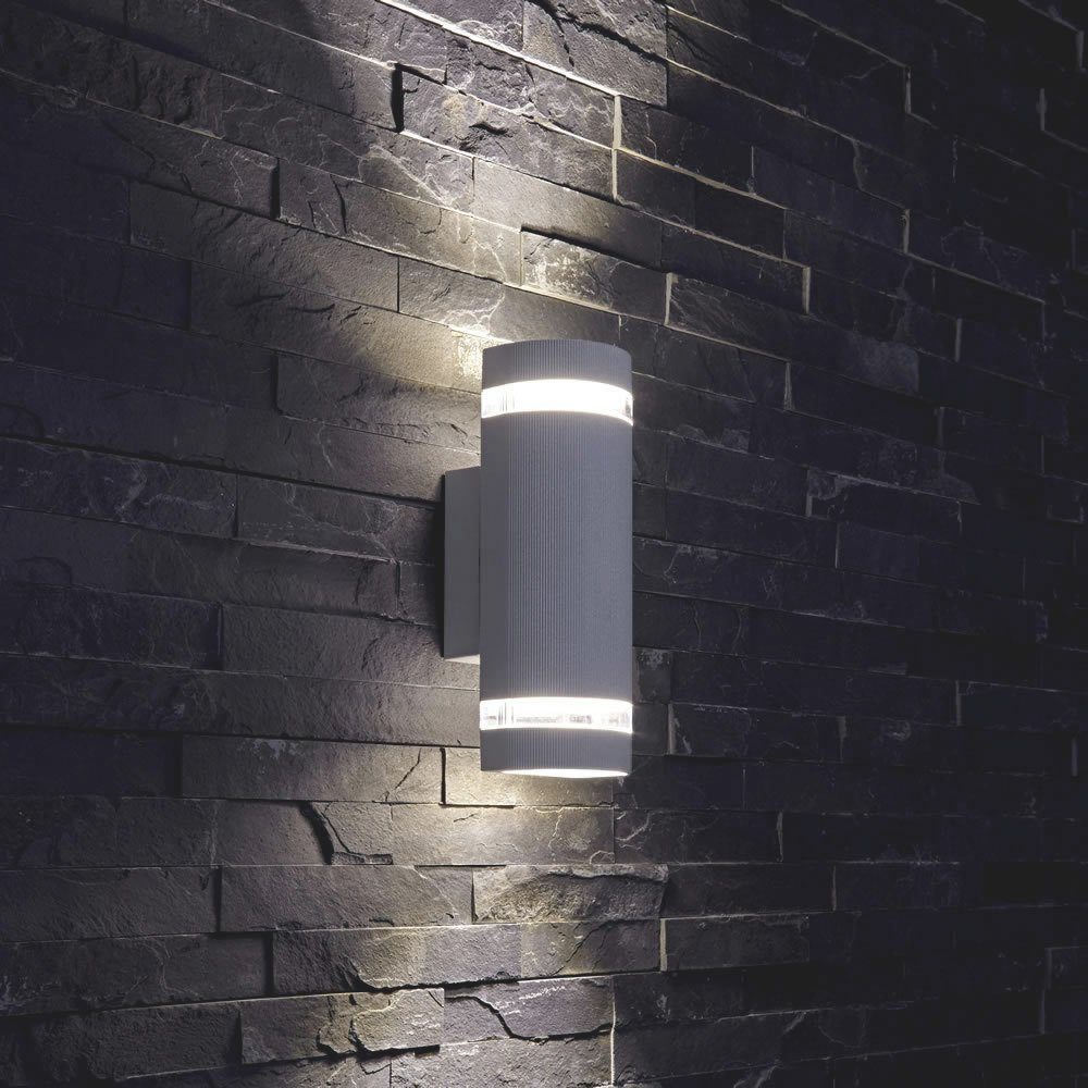 Outdoor square wall lamp outdoor wall lamp waterproof outdoor wall lamp