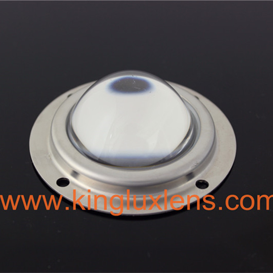 led glass lens for high bay light