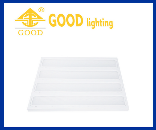 96W high quality led grille light led panel light