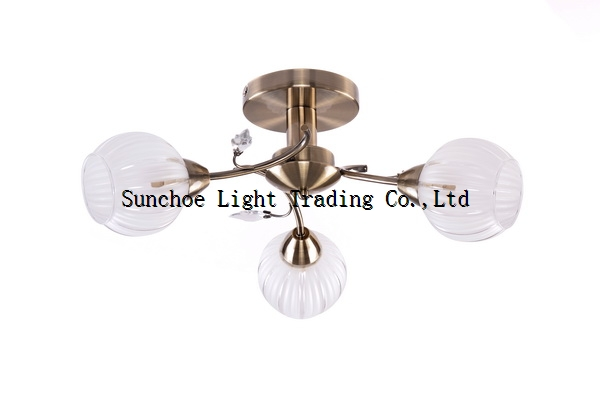2018 New lamparas hot chile ceiling light