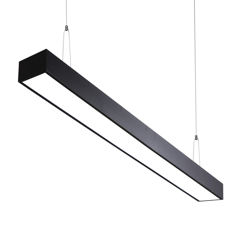 Factory Best Sale 1.2m 1.5m 1.8m 20W-80W Led Linear Pendant Light