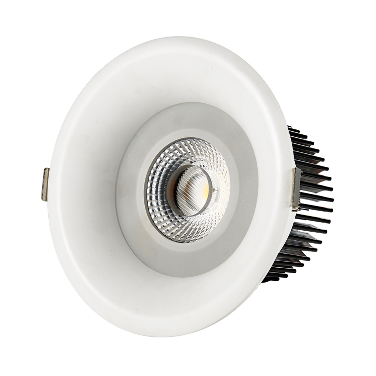 15w 20w 25w 30w Cob Led Downlight With 150mm Cut Out