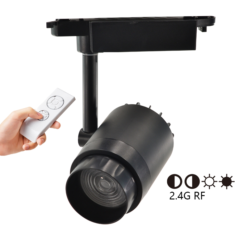 2.4 G RF Wireless Intelligence Adjust LED Track Light