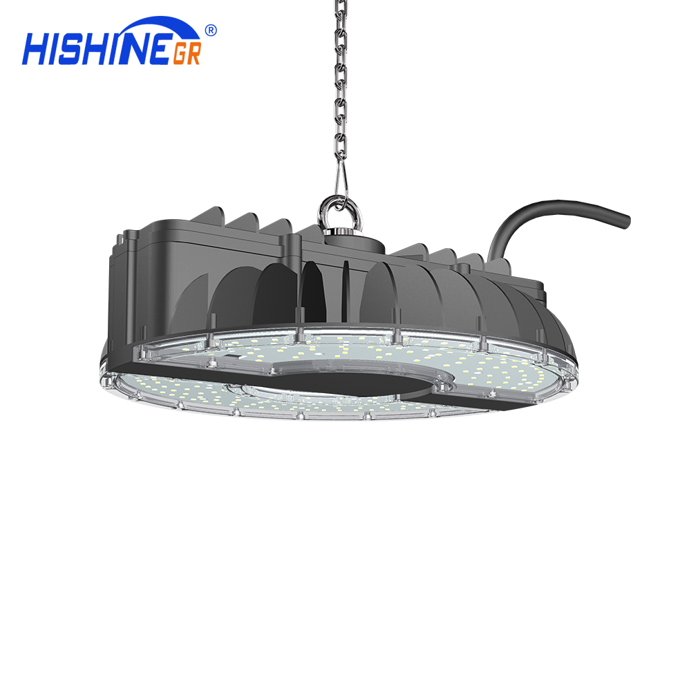 New Products Round Shape Industrial Led UFO High Bay Light 200w