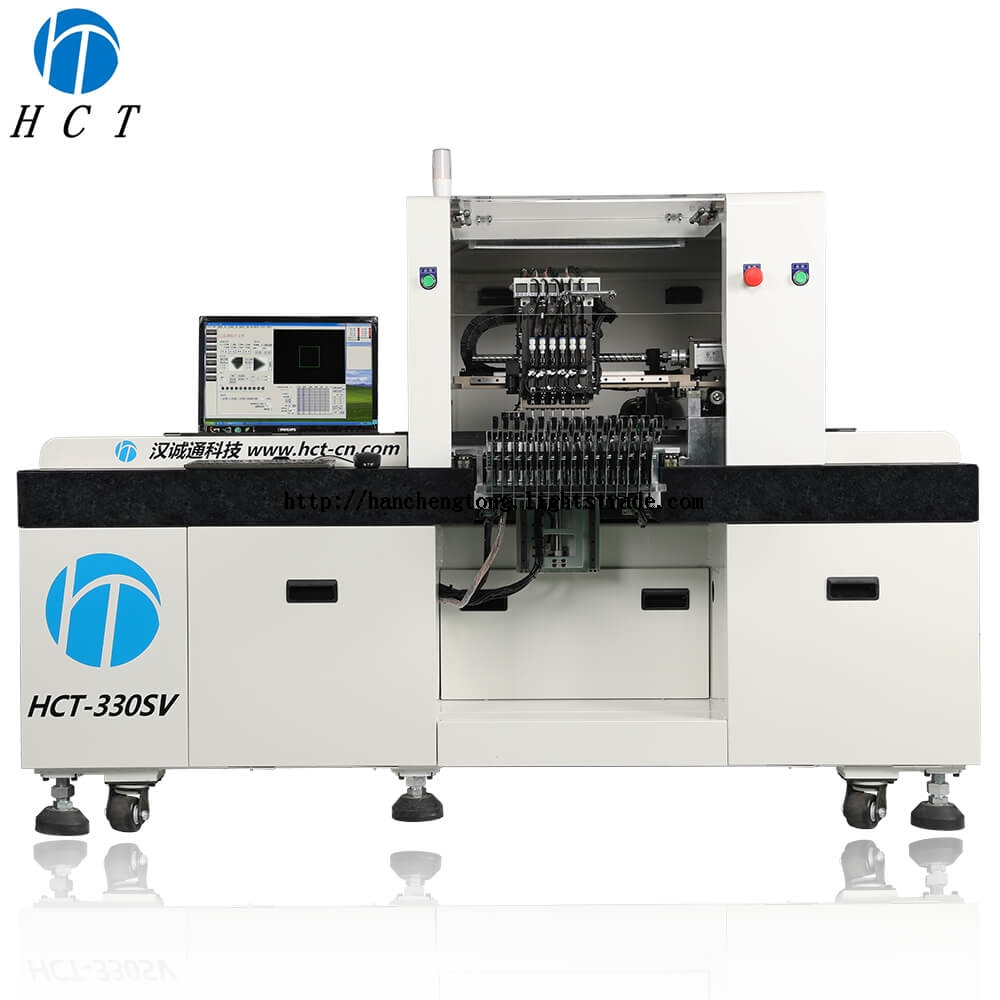 HCT-330SV High speed LED Pick and Place Machine