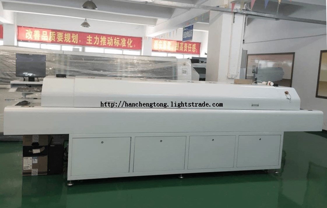 Economical Lead Free Reflow Oven