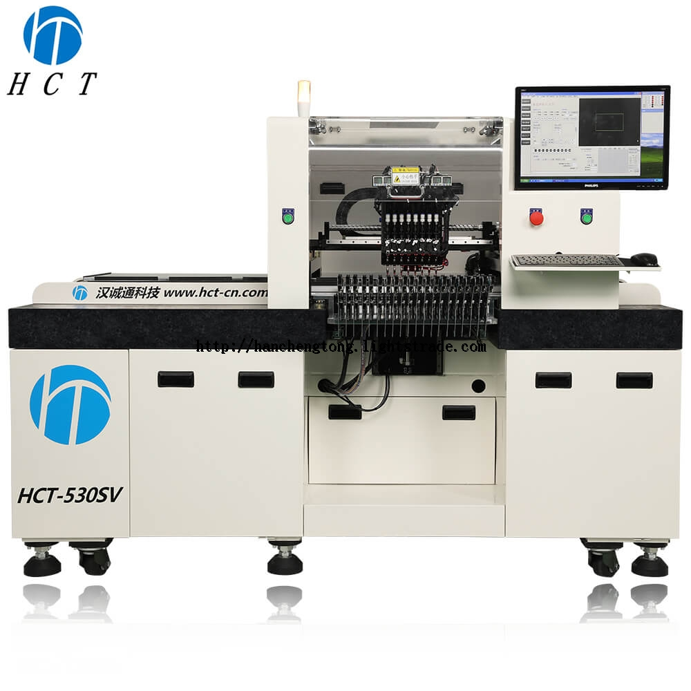 HCT-530SV High Speed LED Pick and Place Machine