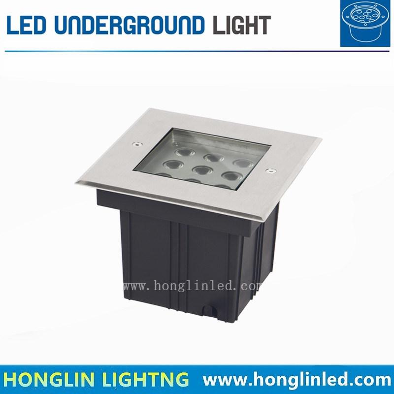 Outdoor Underground LED Lamp Light 9W IP67 Waterproof Garden Light