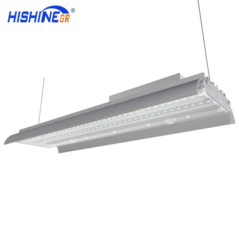 2018 New Arrival Asymmetrical Lighting IP44 120w Led High Bay Light