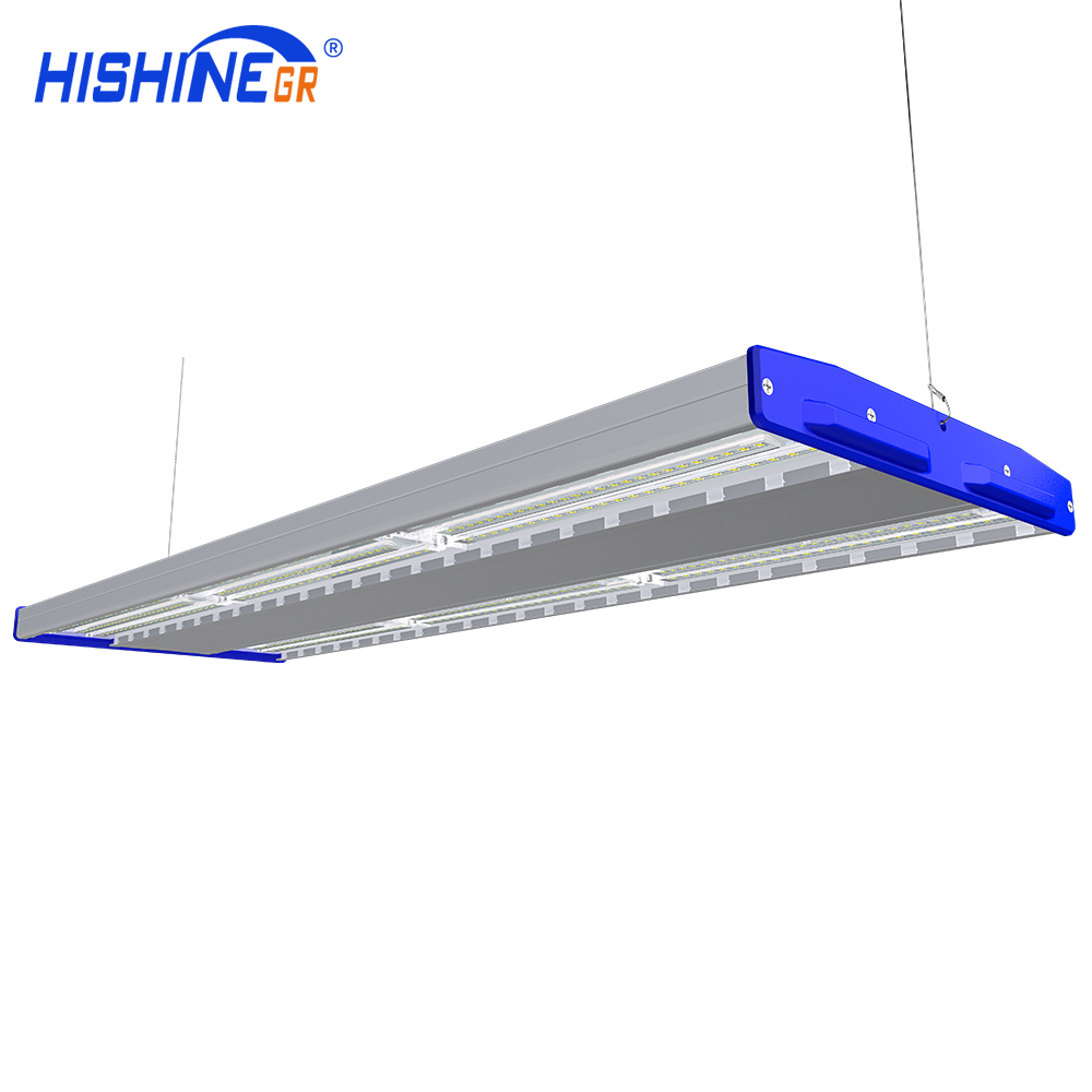 DLC Linear Industrial Warehouse 200w Linear High Bay Light Fixture