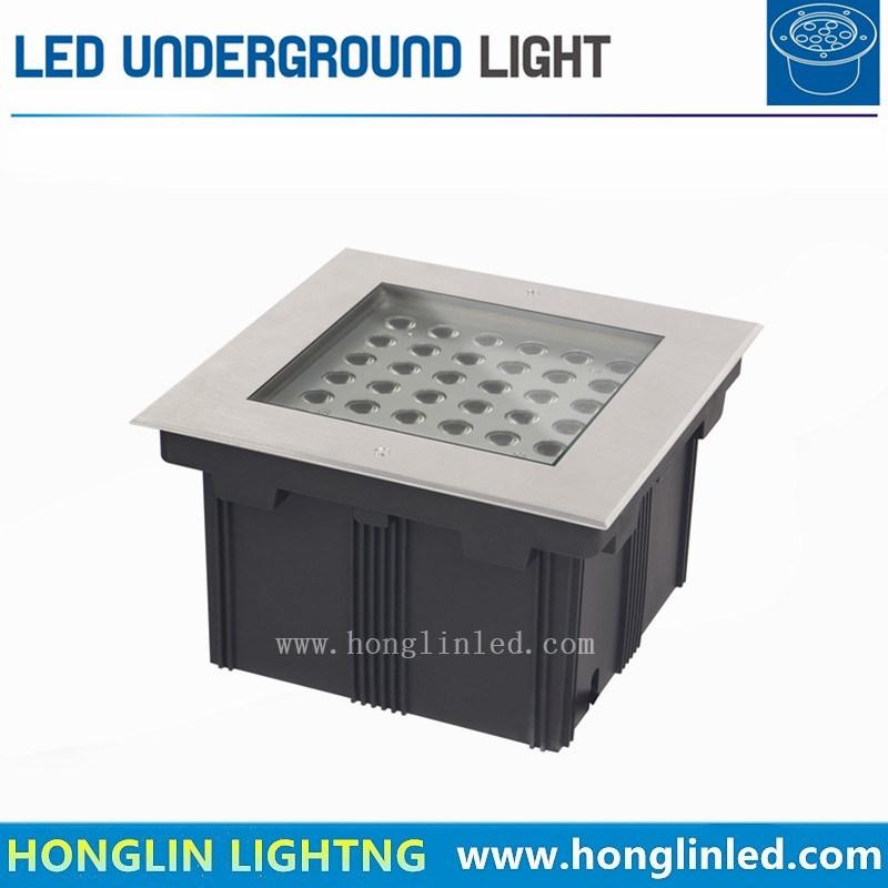 Outdoor Underground LED Lighting 30W IP67 Garden Light