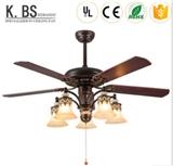 Best Brand CE UL ROHS 220V Orient Ceiling Fan Light Energy Saving Ceiling Fan Lamp Zhongshan Lightin