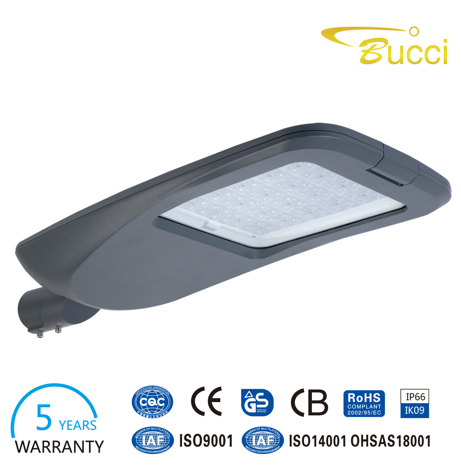 120W 3535 Led Street Light