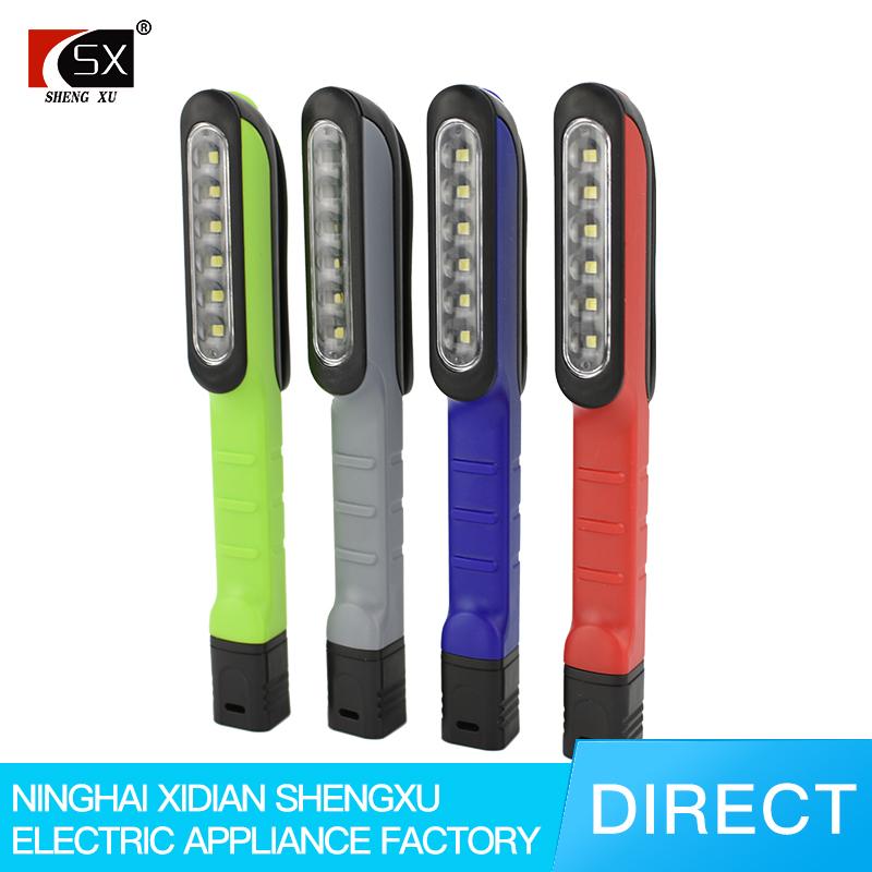 Multifunction portable pen lamp