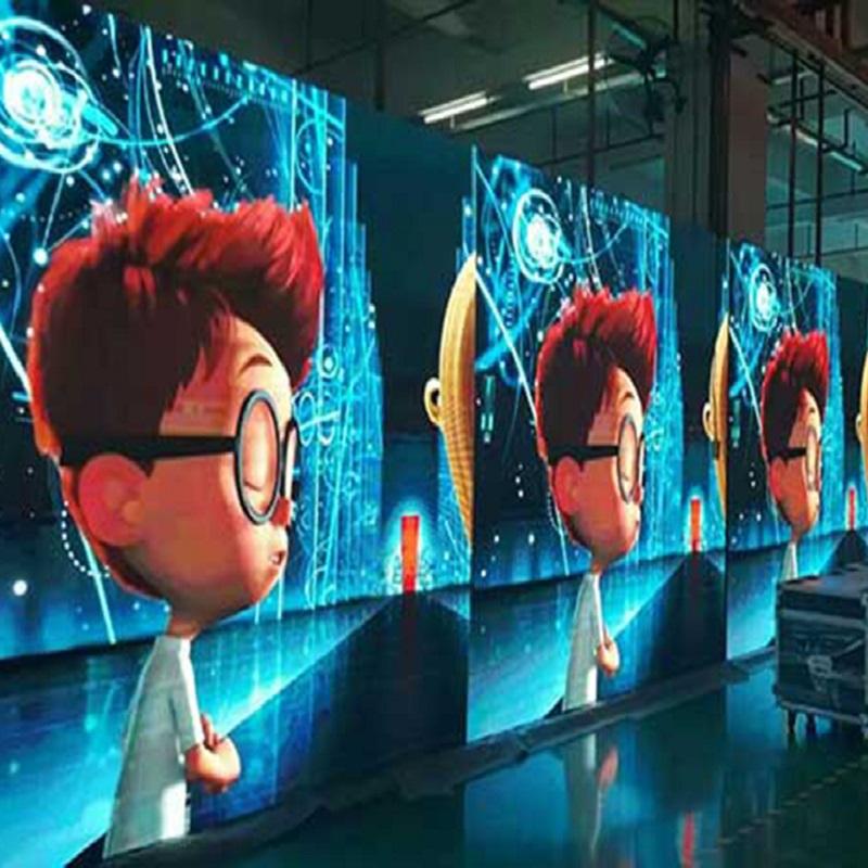 Indoor LED rental screen