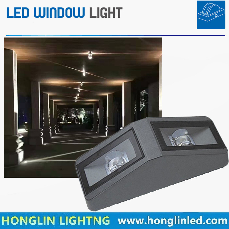 Newest Design 6W Commercial Decorative LED Window Light for Hotel Home