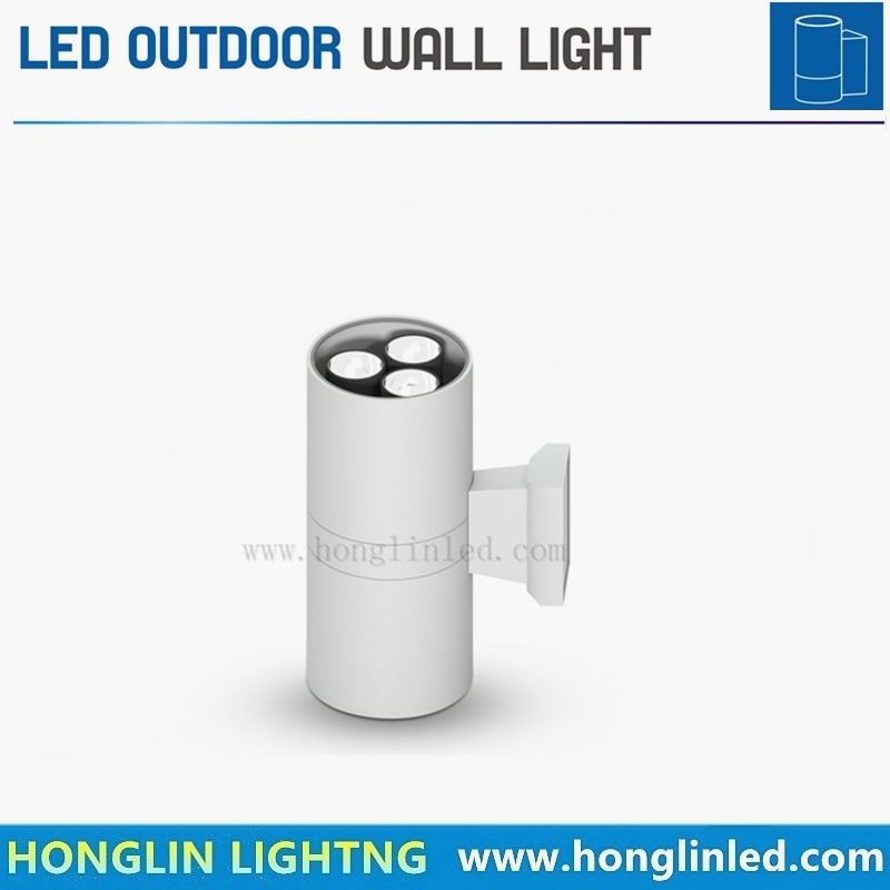 High Quality 9W Waterproof LED Outdoor Wall Light